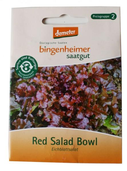 Red Salad Bowl (Bio-Saatgut)