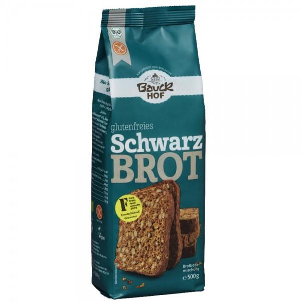 Schwarzbrot (glutenfrei)