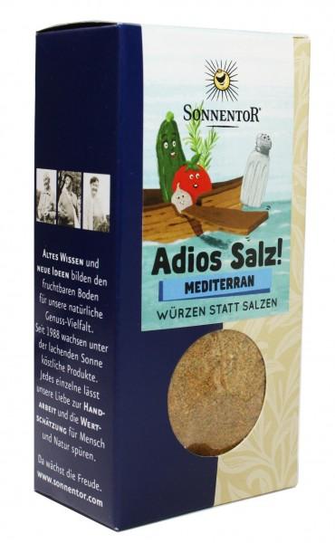 Bio Adios Salz! Mediterane Gemüsemischung