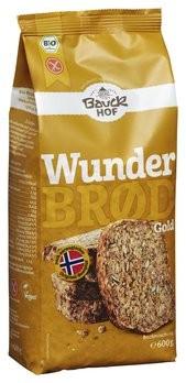Wunderbrot GOLD glutenfrei (600g)