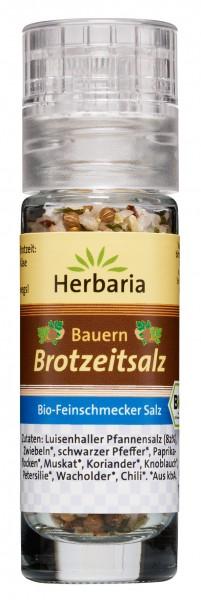 Bio Bauern Brotzeitsalz (Mini-Mühle)