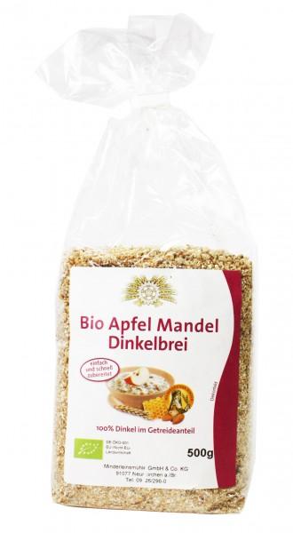 Apfel-Mandel-Dinkelbrei (500g)