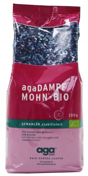 Bio - agaDampfmohn (gemahlen) 200g