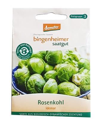 Rosenkohl Idemar (Bio-Saatgut)