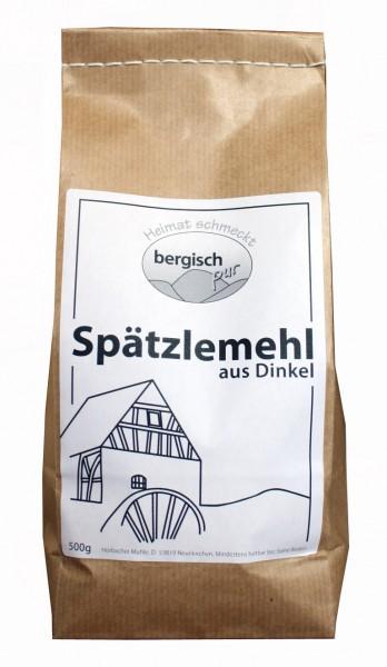 Dinkel-Spätzlemehl 500g (BERG. PUR)