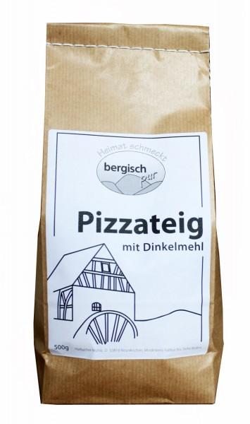 Dinkel-Pizzateig 500g (BERG. PUR)