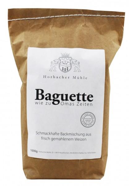 Baguette-Backmischung