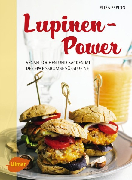 Lupinen Power (Buch)