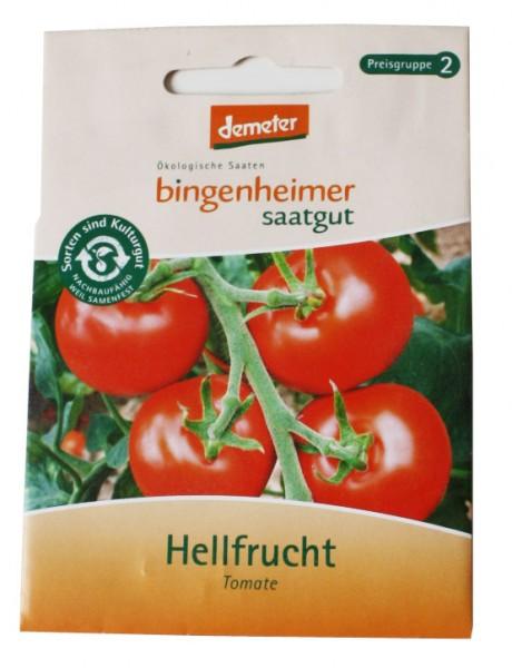 Hellfrucht Tomate (Bio-Saatgut)