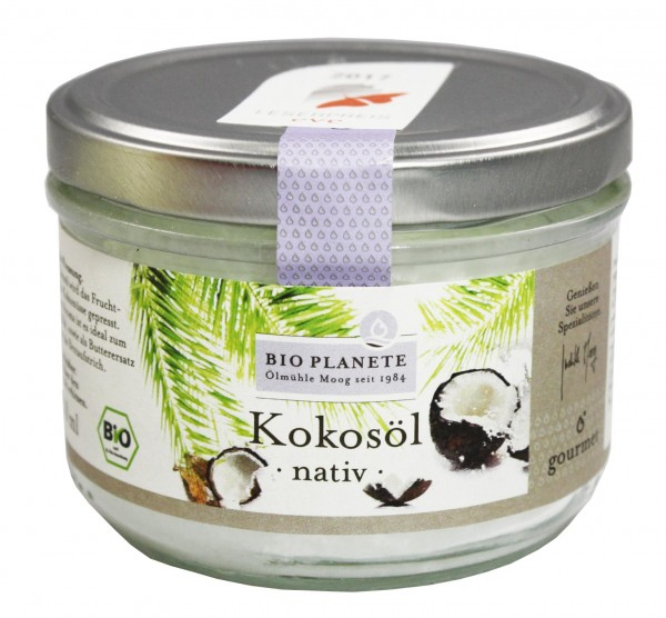 Bio Kokosöl nativ (200ml)