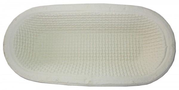Gärform - lang - oval - Waffel (1,5 kg)
