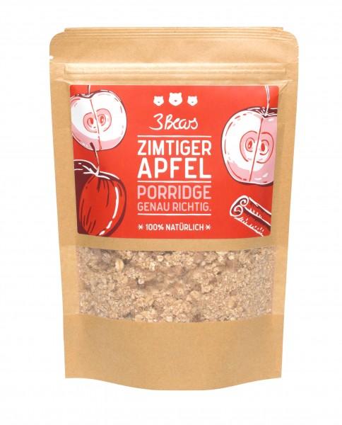 Zimtiger Apfel - Porridge