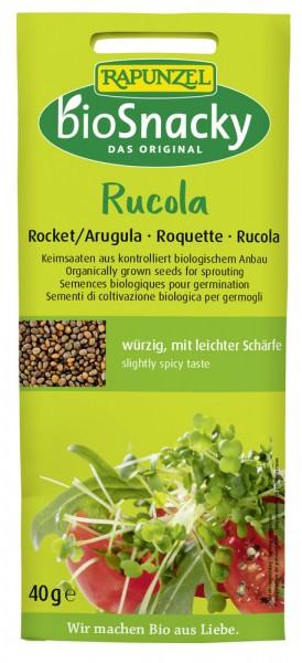 biosnacky Sprossen Rucola (40g)