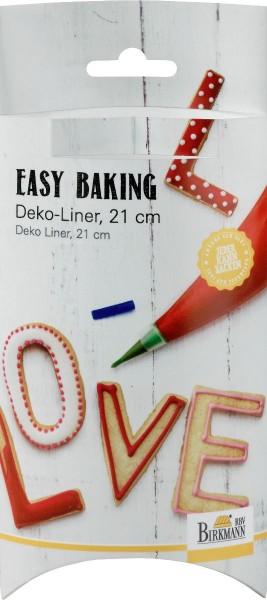 Easy Baking Deko Liner 21cm