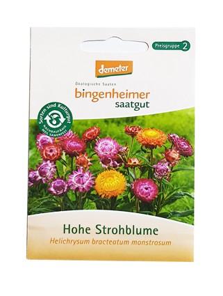 Hohe Strohblume (Bio-Saatgut)