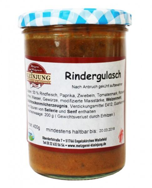 Rindergulasch (400g)