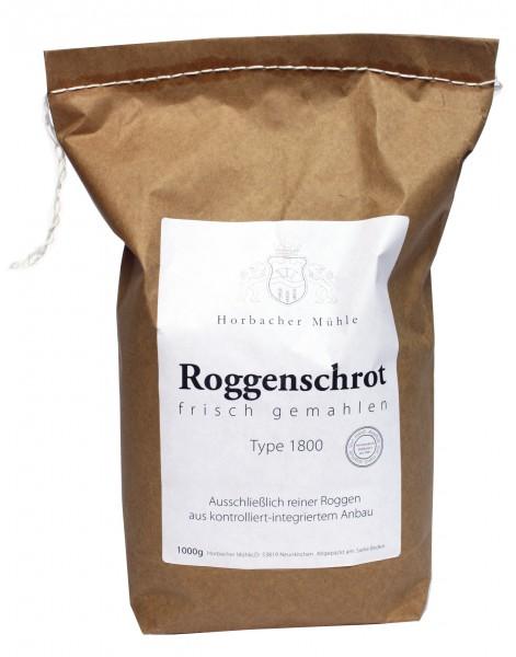 Roggenschrot mittel (1kg)