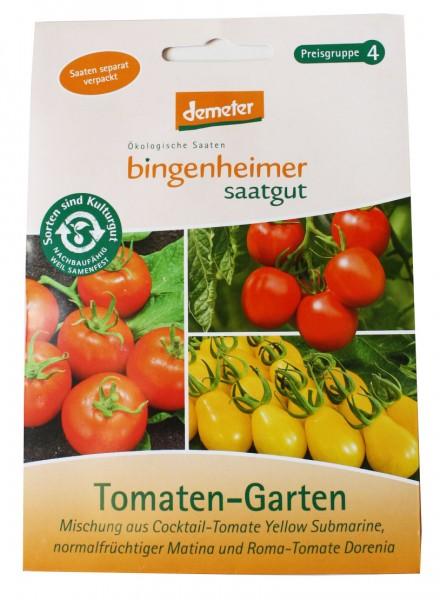 Tomaten-Garten (Bio Saatgut)