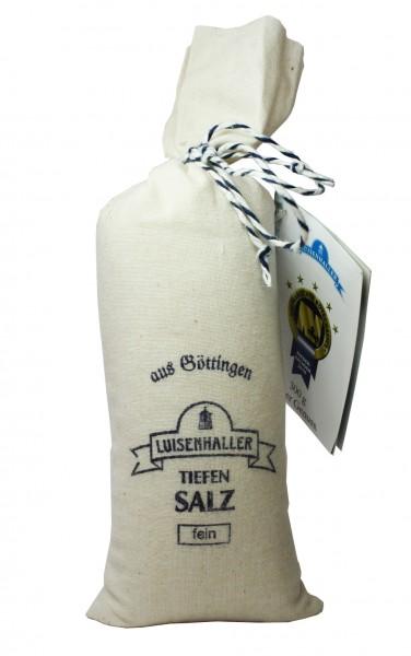 Luisenhaller Tiefensalz ( im Leinenbeutel)