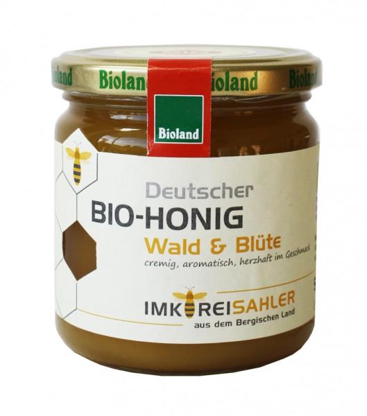 Bio-Honig ( Wald & Blüte)