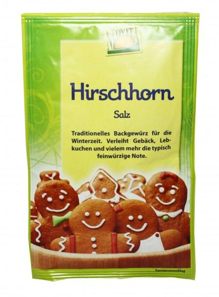 Hirschhornsalz (20g)