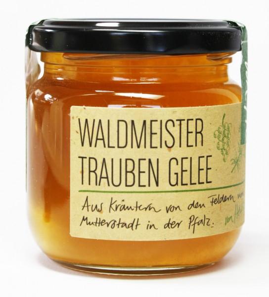 Waldmeister Trauben Gelee