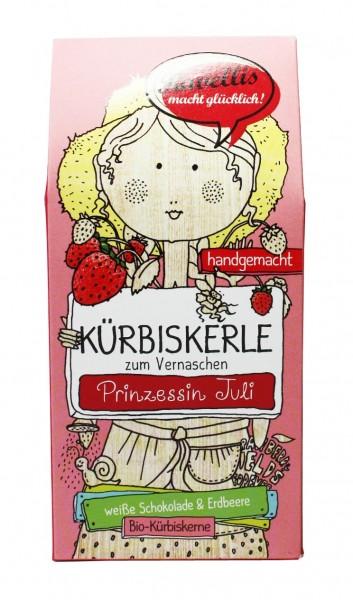 Kürbiskerle -Prinzessin Juli-