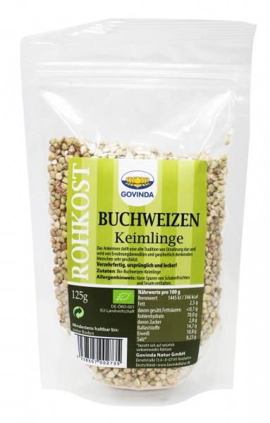 Bio Keimlinge (Buchweizen) 125g