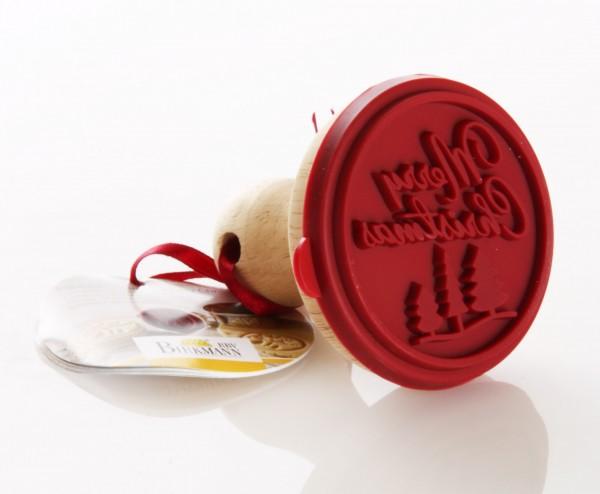 Keksstempel Merry Christmas