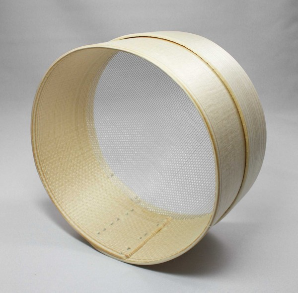 Mehlsieb aus Holz 18cm (GROB)