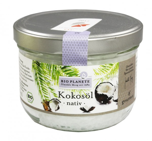 Bio Kokosöl nativ (400ml)