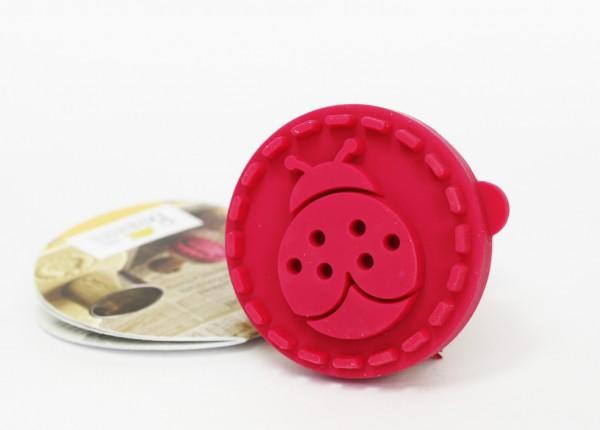 Mini Plätzchen Stempel Marienkäfer