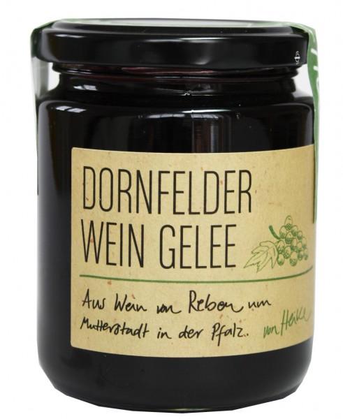 Dornfelder Wein Gelee