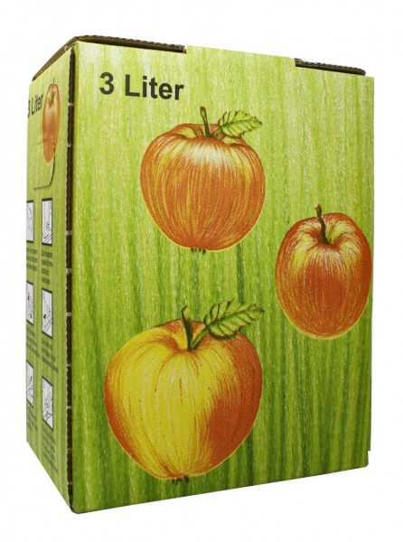 Bergischer Apfelsaft (3L)