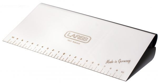 LARES Teigkarte groß (22x12,5 cm)
