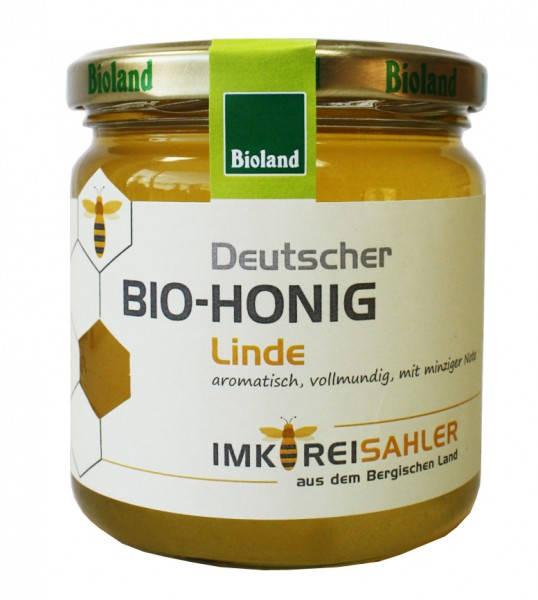 Bio-Honig (Linde) 500g