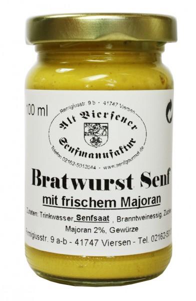 Bratwurst Senf