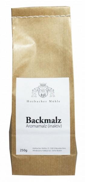 Backmalz (Aromamalz - inaktiv) 250g