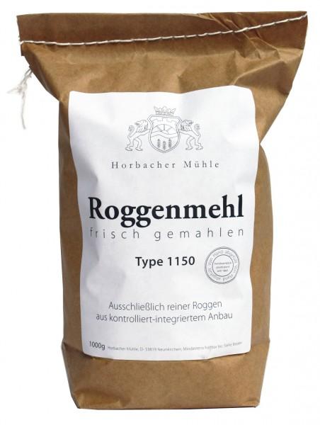 Roggenmehl Type 1150 (25kg)
