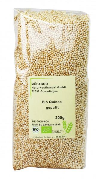 Bio-Quinoa (gepufft) 200g