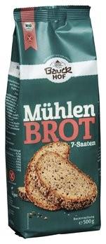 Mühlenbrot glutenfrei (500g)