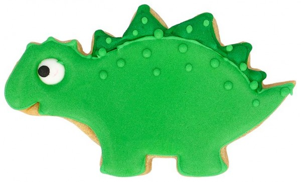 Ausstechform Dino (Stegosaurus)