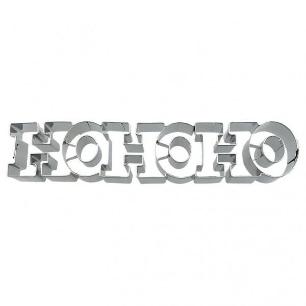 Ausstechform HOHOHO (17,5cm)