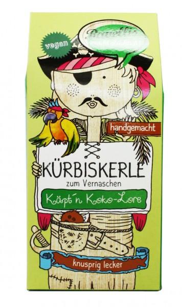 Kürbiskerle -Käptn Koko Lore-
