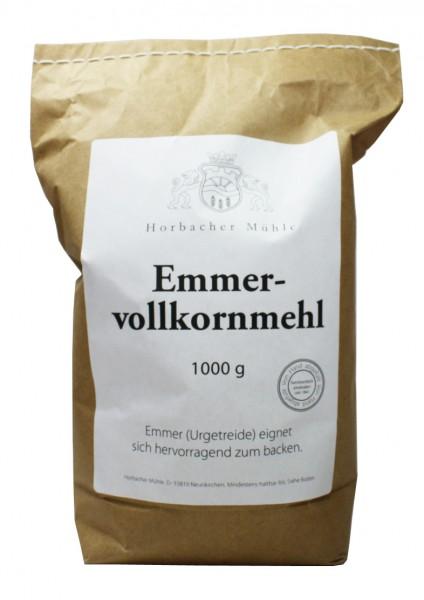 Emmervollkornmehl (1kg)