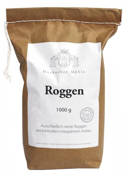 Ganzer Roggen (10kg)
