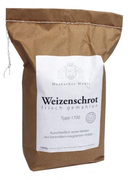 Weizenschrot mittel (1kg)