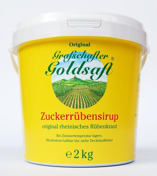 Goldsaft - Zuckerrübensirup (2kg)