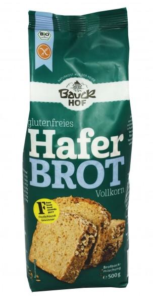 Glutenfreies Haferbrot - Vollkorn