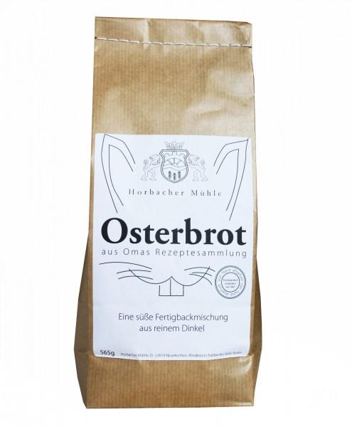 Osterbrot-Backmischung